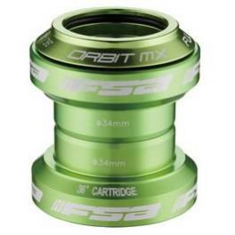 "FSA Orbit MX 1-1/8"" - Verde"