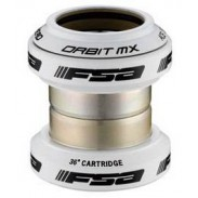 "FSA ORBIT MX 1-1/8"" - BLANCO"