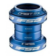 "FSA ORBIT MX 1-1/8"" - AZUL"