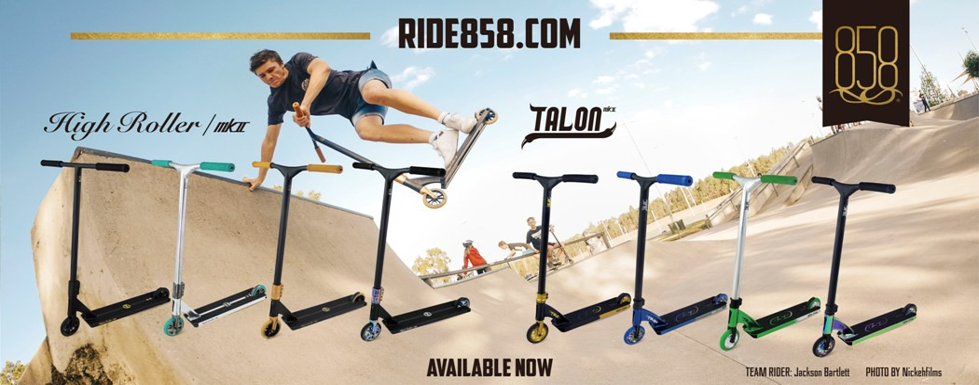 Ride 858 2018