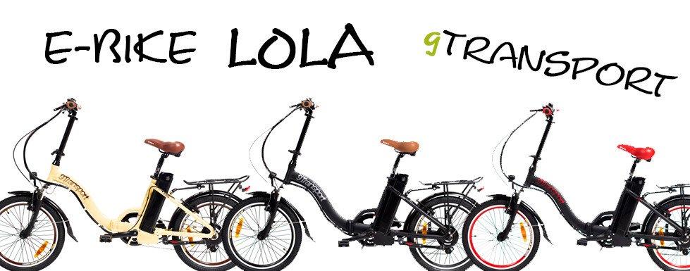 E-Bike Lola